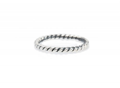 [FRICA] two rope knot ring 프리카