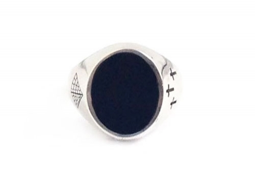 CONTACT RING 3 (onyx)