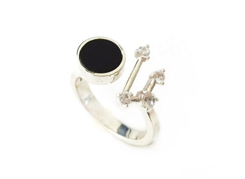COSMIC FINGER RING