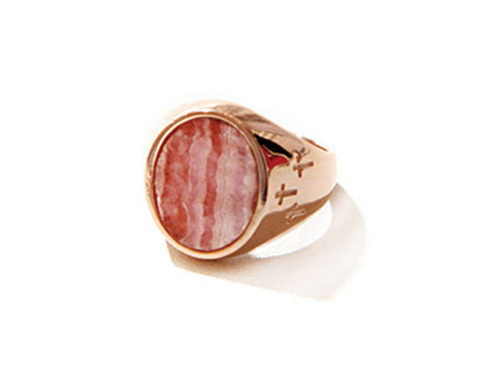 CONTACT RING 3 (Rhodochrosite)