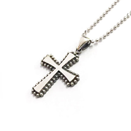 Cross Long Necklace 2