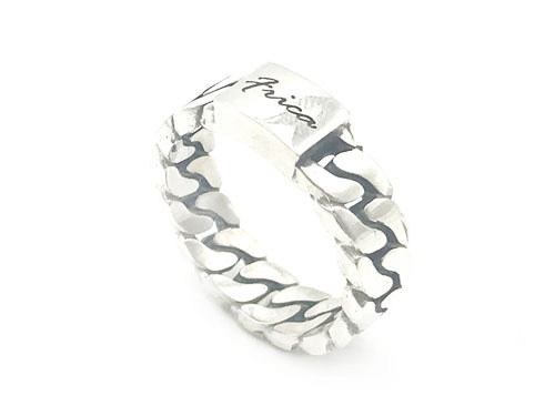 Rectangle Chain Ring