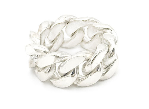 Luxe Chain Ring
