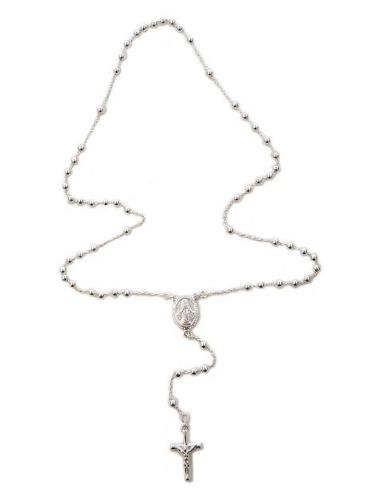 ROSARY LONG NECKLACE